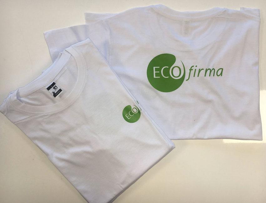 Produção de T-shirts